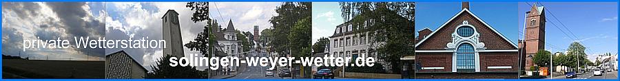 Das Wetter In Solingen